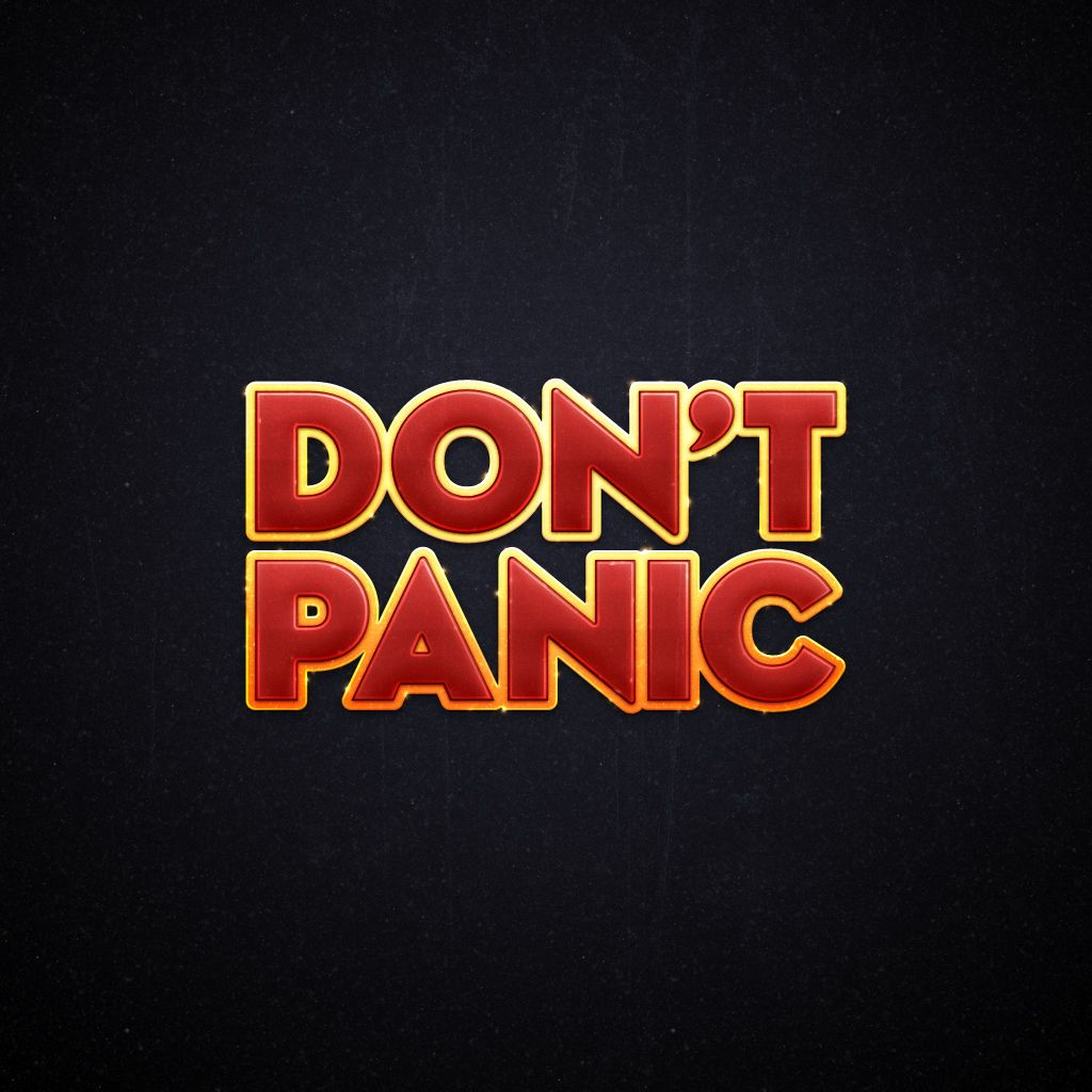 Day 13 Don T Panic O Guia Do Mochileiro Das Galaxias