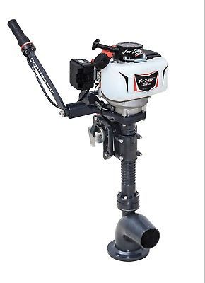 Outboard Engine For Boats Pantaneiro Jet Turbo 6.5hp 4 Stroke The Latest Fashion Boat Parts
