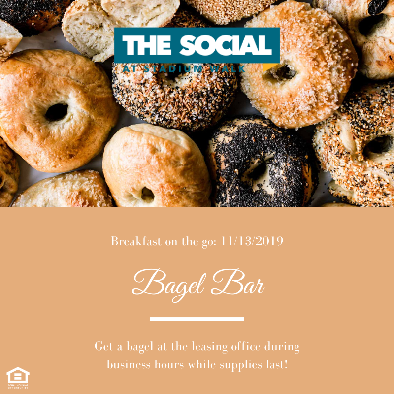 Get Over That Midweek Slump And Grab A Quick Breakfast On