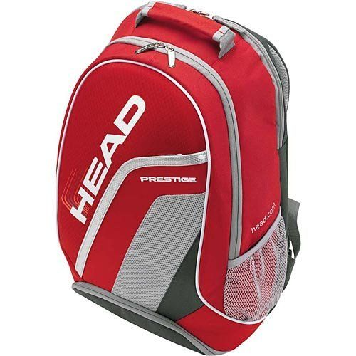 Head Prestige Tennis Backpack By Head 39 95 Head Developed The Prestige Ltd Edition As A Must Have For Th Sports Accessories Tennis Backpack Tennis Players