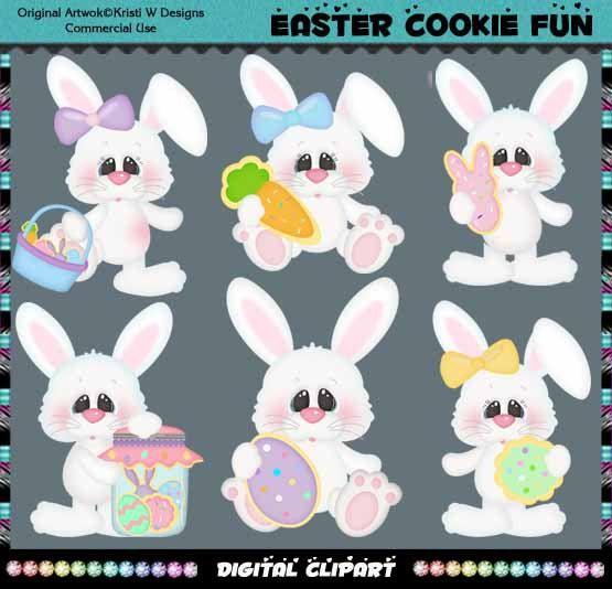 Fun Easter Clipart