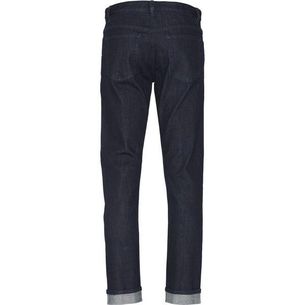 KnowledgeCotton Apparel – Jeans Regular Straight – Oak blue rinse | Avocadostore