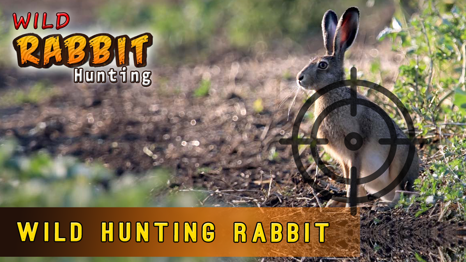 "Best hunting game ""Rabbit Hunting Challenge"" get ready for"