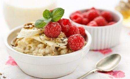 Schnelles Früchte-Frühstück - basisch   Rezept   Basische
