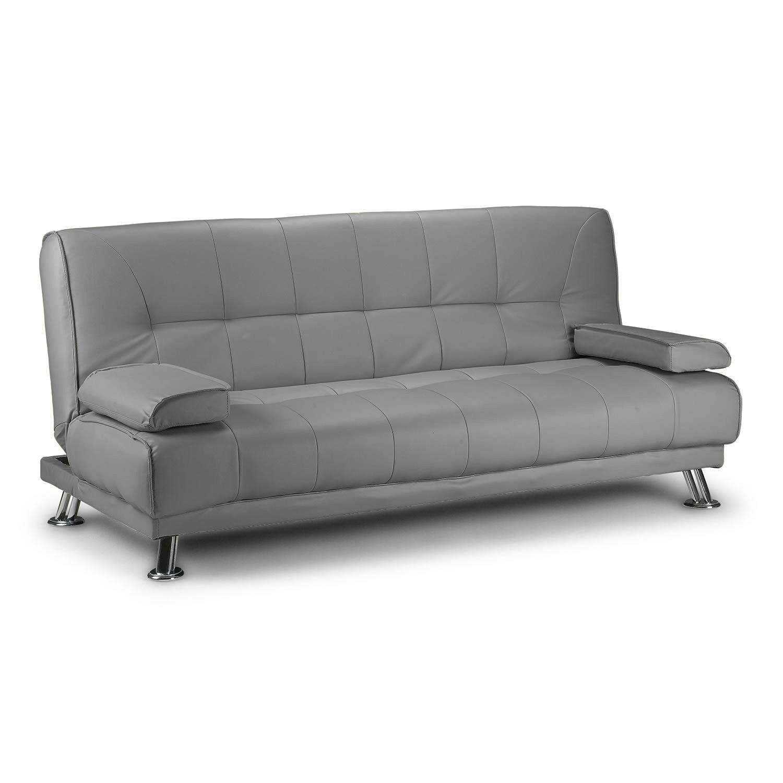 Venice Sofa Bed Faux Leather Sofa Leather Sofa Bed Leather Sofa