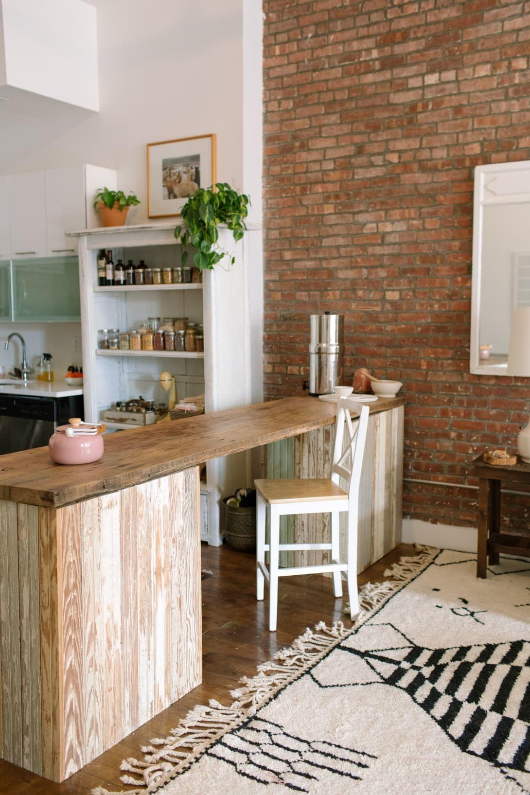 a warm organic brooklyn apartment was designed with zero waste in mind interior design on zero waste kitchen interior id=69725
