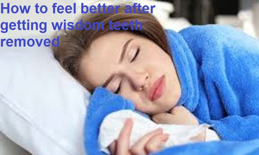 After You Have Completed The Wisdom Teeth Extraction Now It Is Important To Know How To Feel Better Wisdom Teeth Getting Wisdom Teeth Out Wisdom Teeth Removal