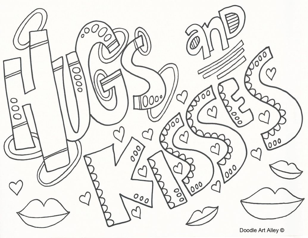 O word coloring pages - Find This Pin And More On Coloring Pages Sayings By Jkayhowerton