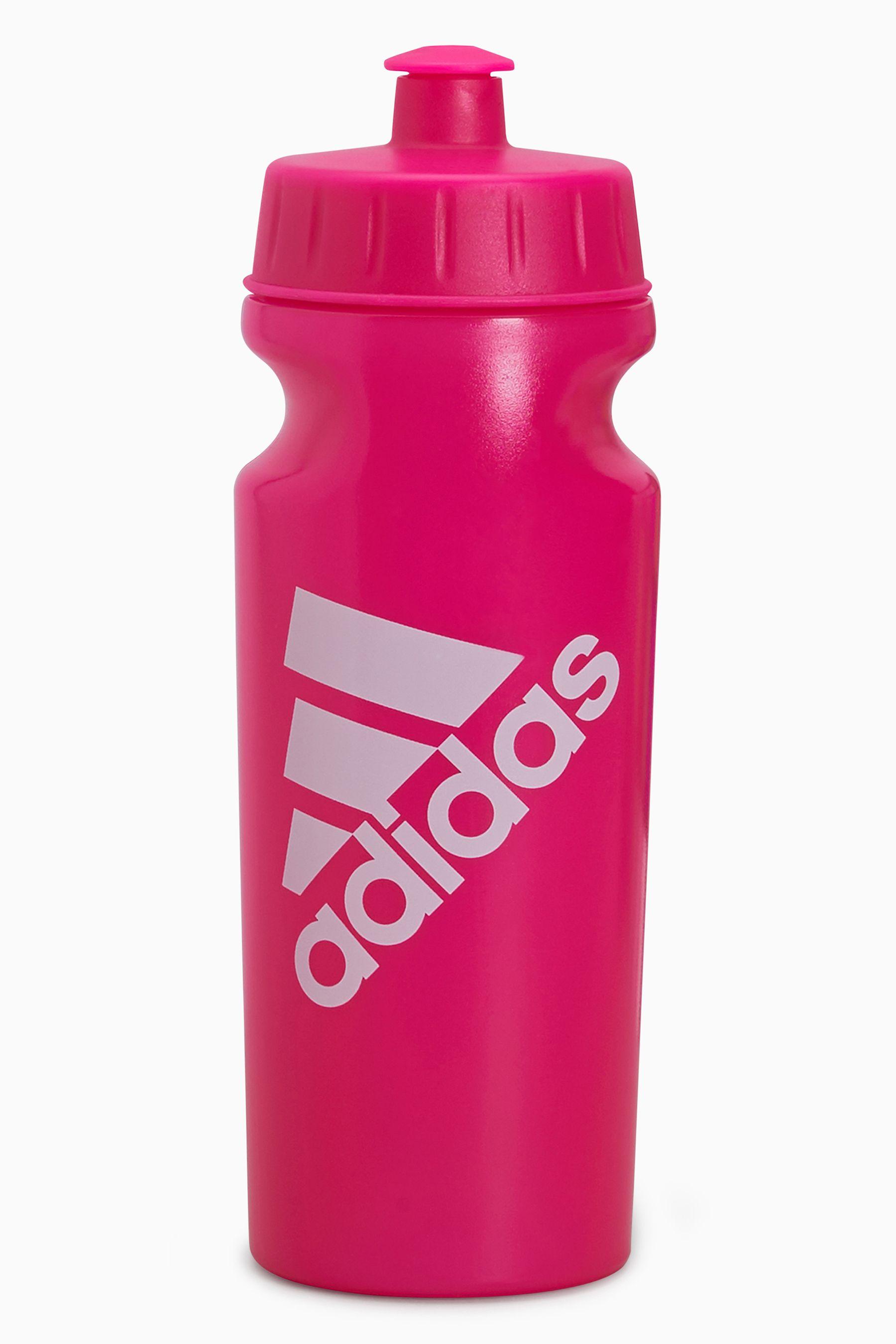 Womens adidas Pink Water Bottle Pink Pink water bottle