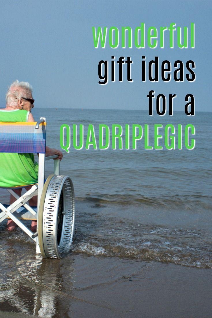 20 Gift Ideas for a Quadriplegic | quadriplegic | Pinterest ...