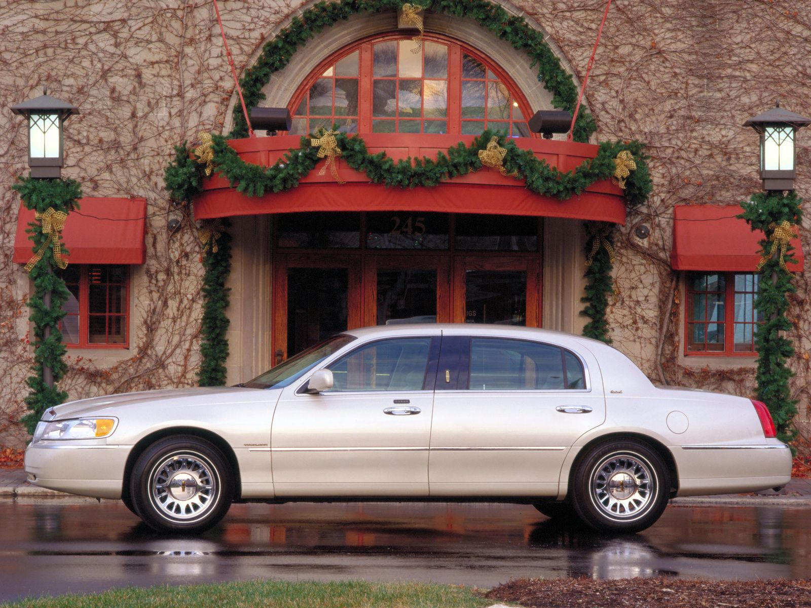 2000 02 Lincoln Town Car Cartier L Limited Edition Cars
