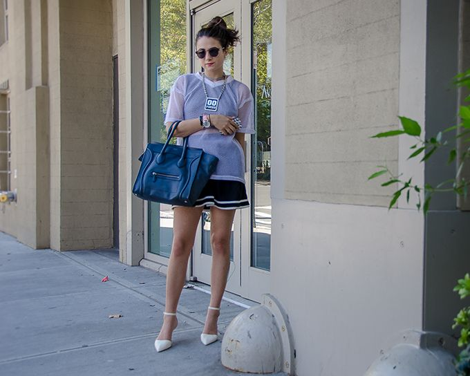 On the Street - West 26th Street, New York | THE STYLESEER