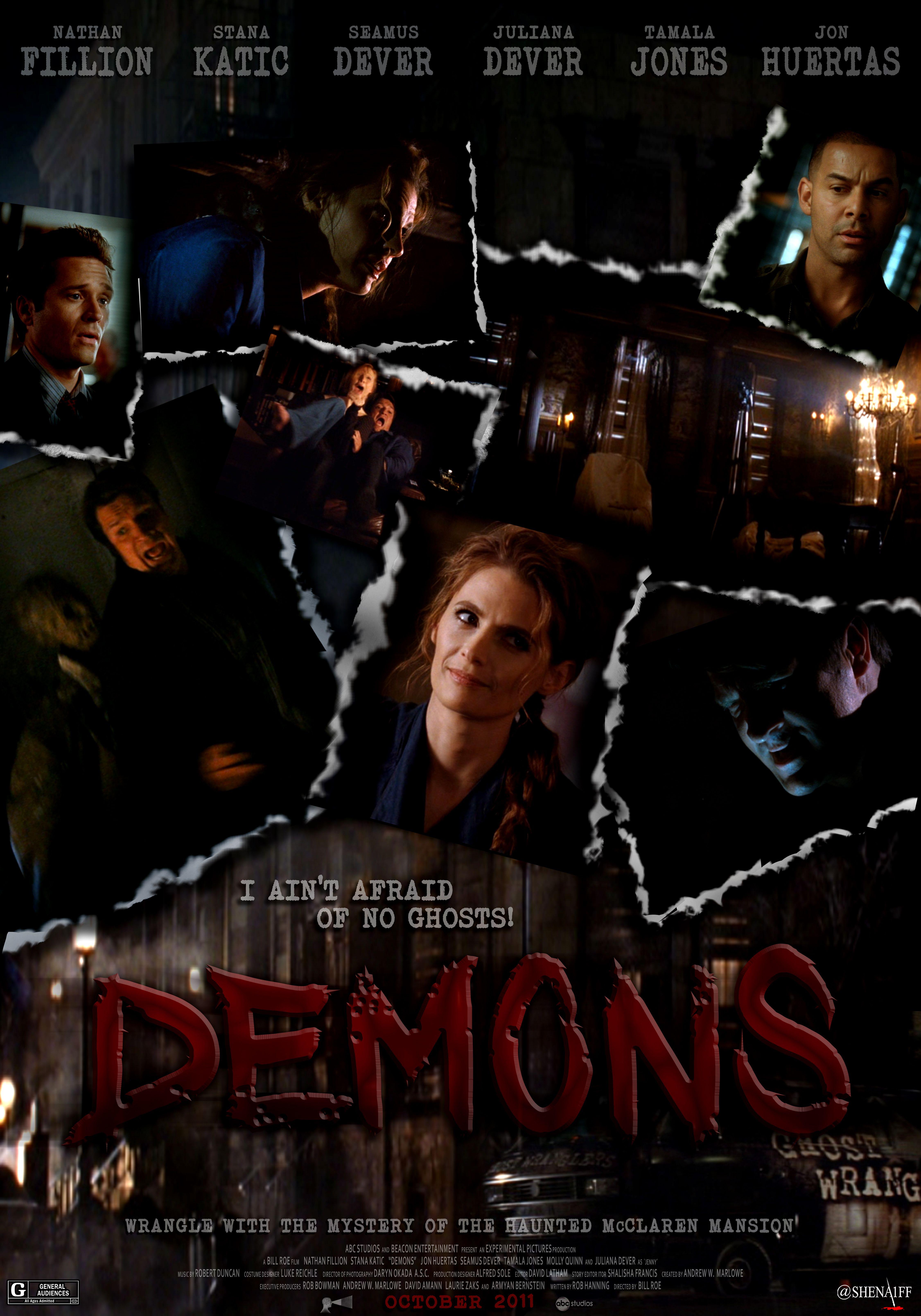 Castle 4x06 - Demons