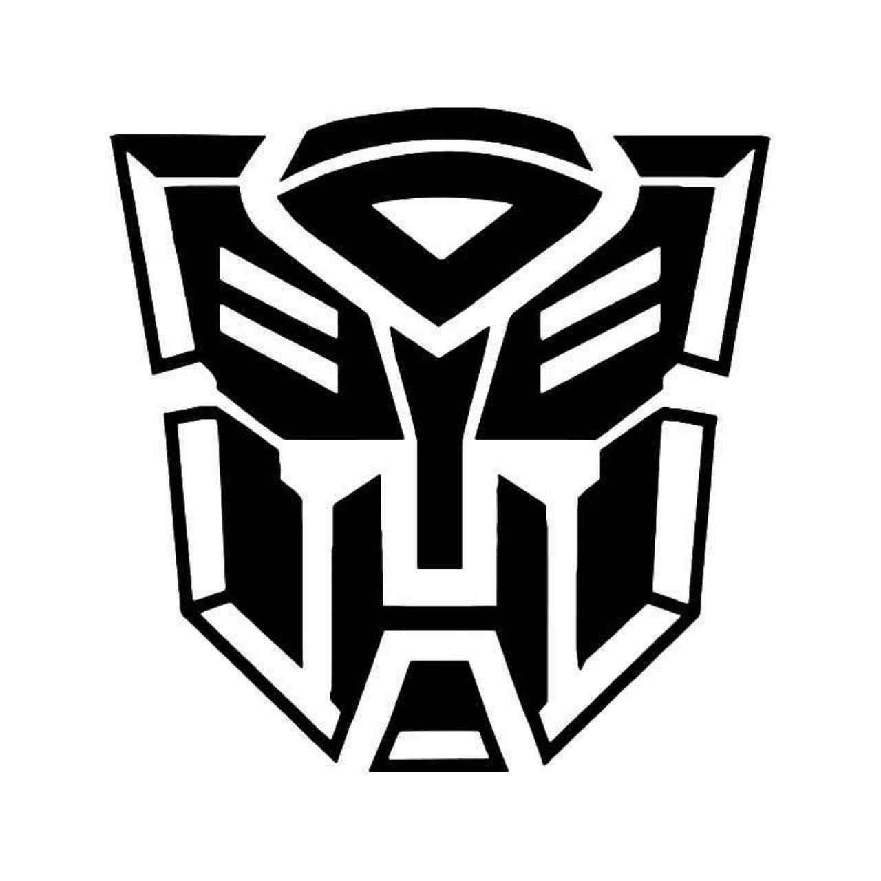 Transformers Autobots Vinyl Die Cut Car Decal Sticker FREE SHIPPING