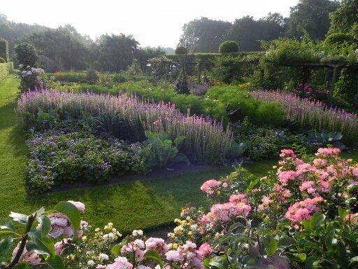 Potager At Bingerden The Netherlands Garten Niederlande Reisen