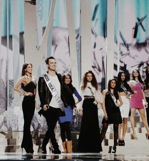 Brendon is the best Miss USA we'll ever had