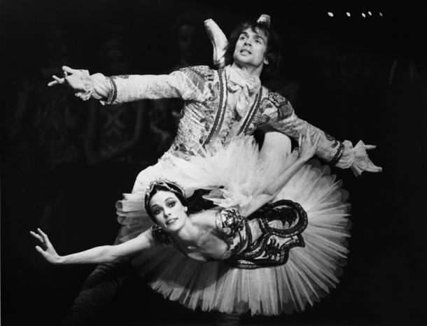 Nureyev National Ballet Of Canada Nureyev Rudolf Nureyev Ballet History