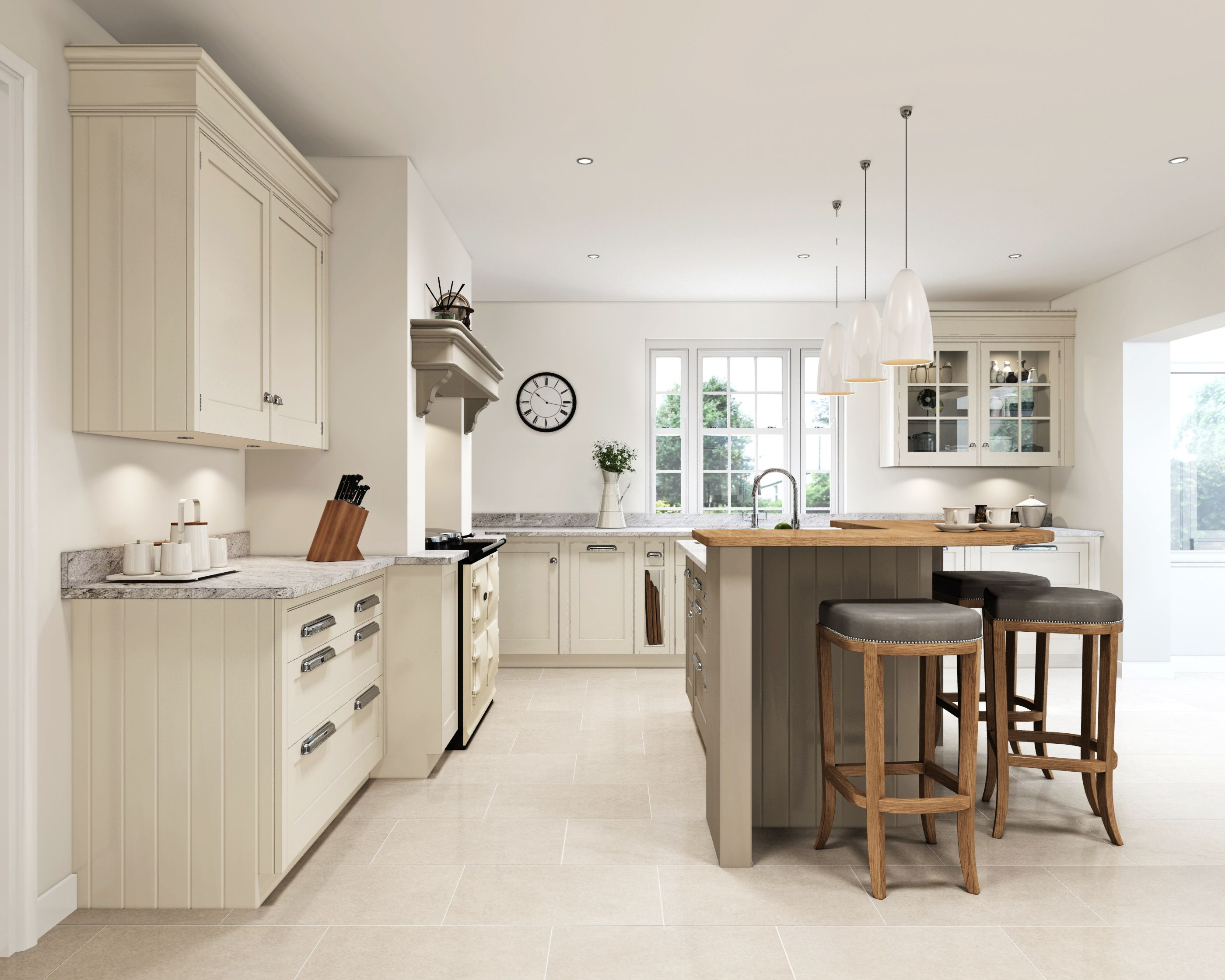 Mark Wilkinson New England Kitchen (With images) New