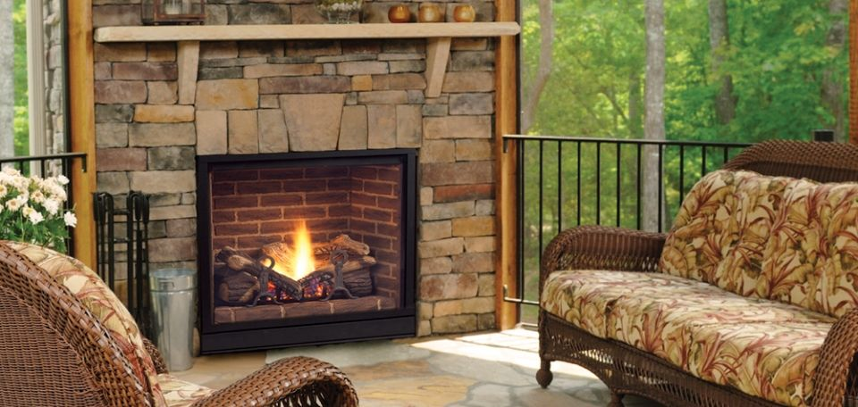 Natural Vent B Vent Fireplaces