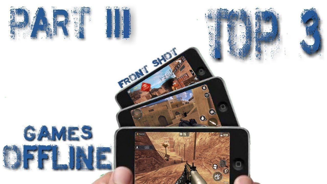 Mejores Juegos Disparo De Frente Fs Parte Iii Offline Android