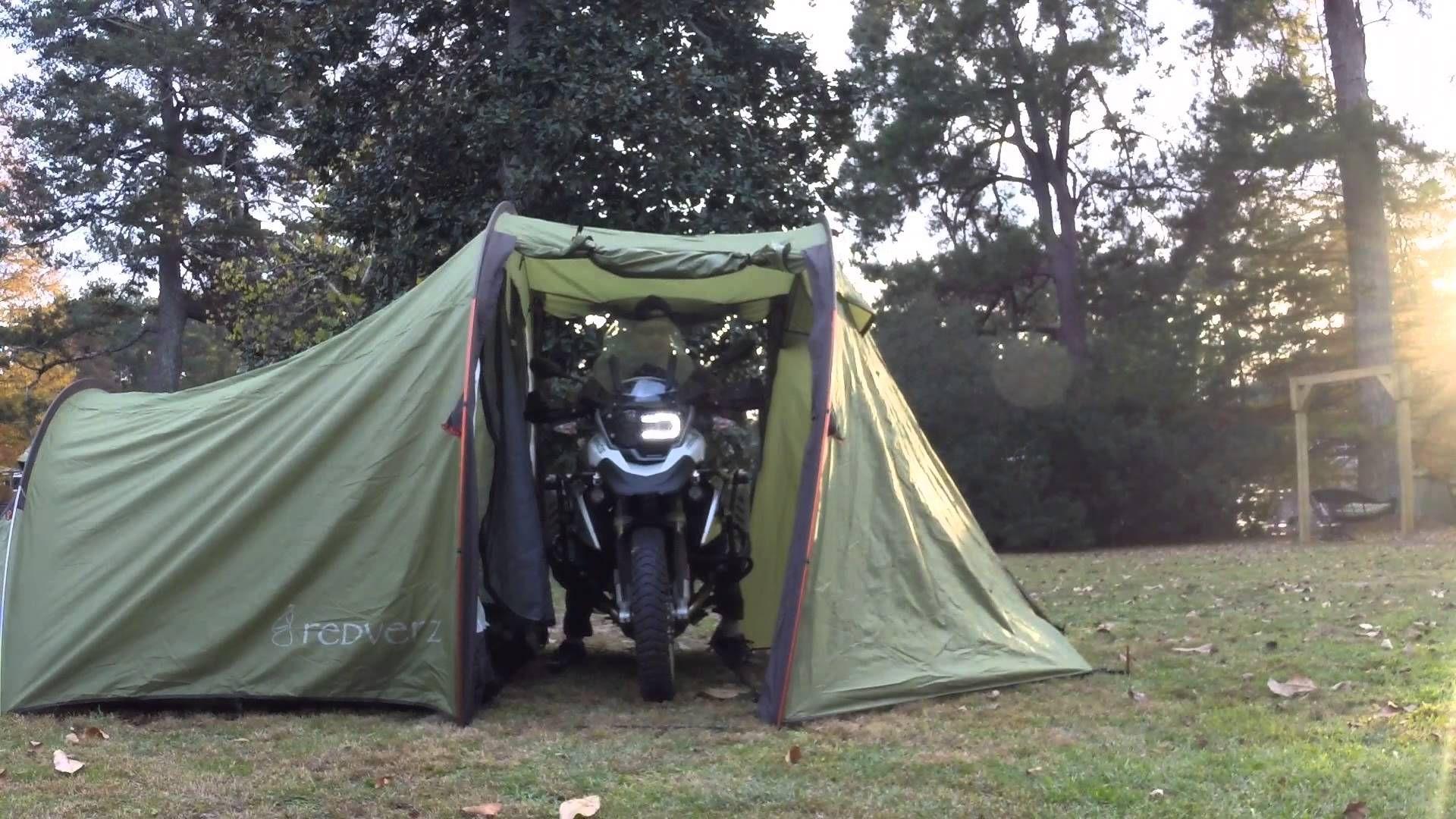 Redverz Tent Set Up 0f Atacama Motorcycle Expedition Tent & Redverz Tent Set Up 0f Atacama Motorcycle Expedition Tent ...