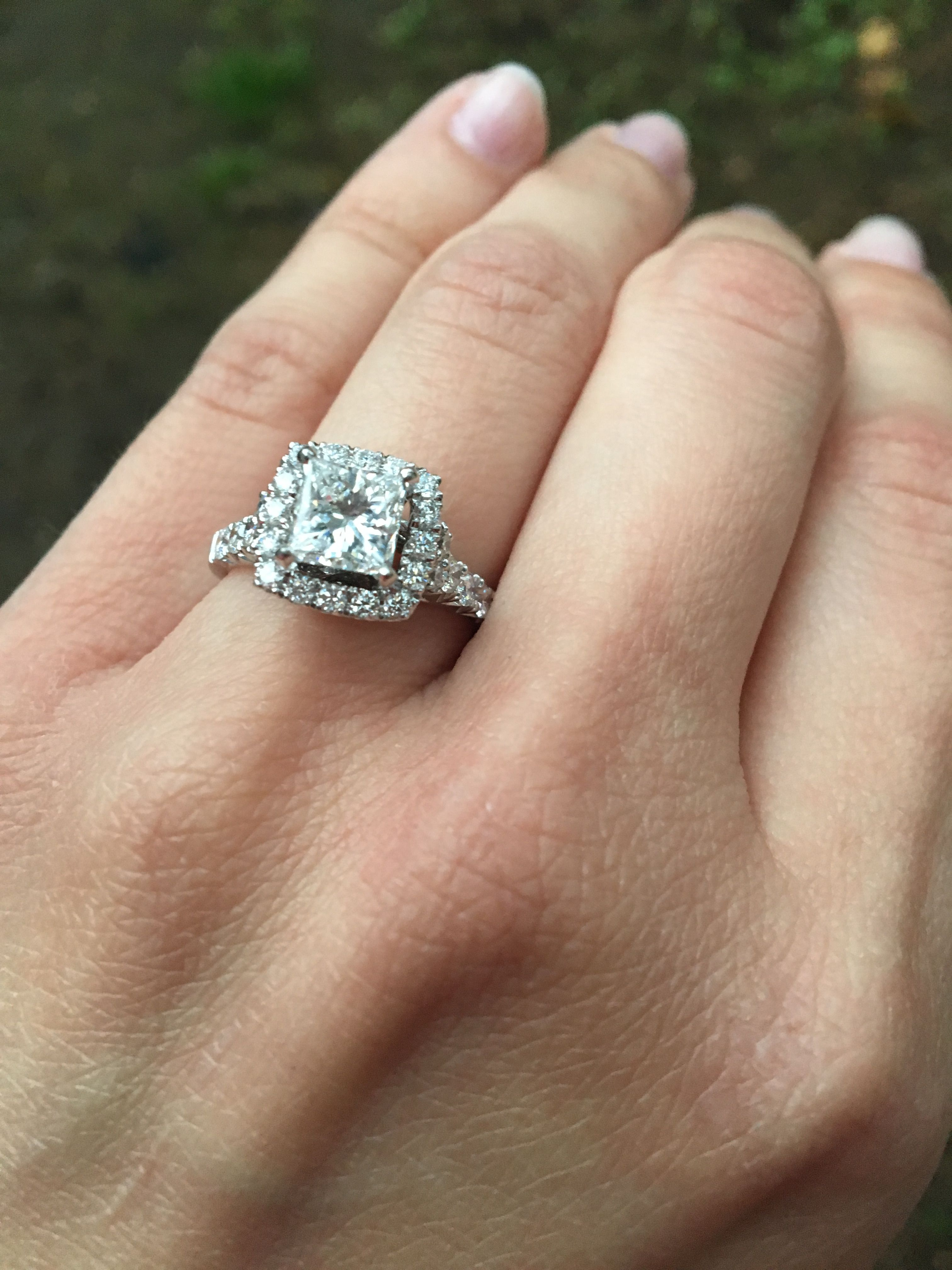 Jane, our commercial specialist, recently got engaged! We
