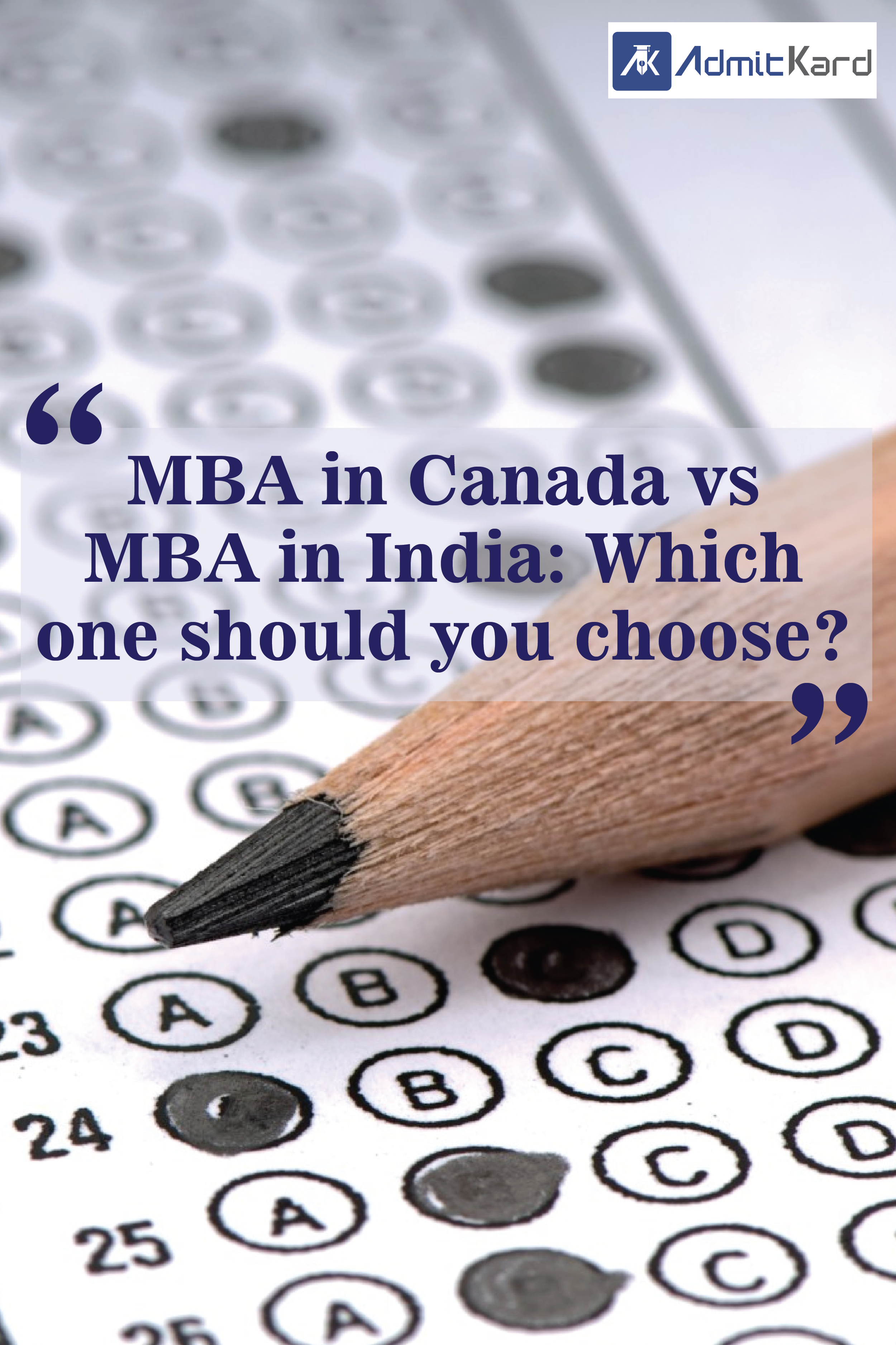 Mba In Canada Vs Mba In India Cost Courses And Return On Investment Mba Canada Investing