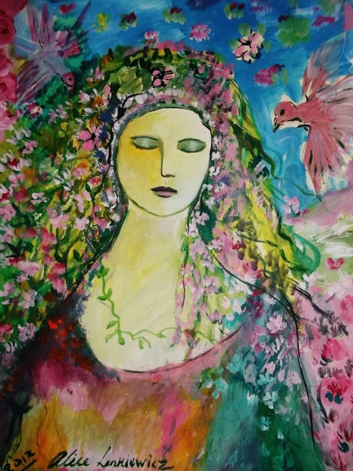 'Spring'  by Alice Lenkiewicz