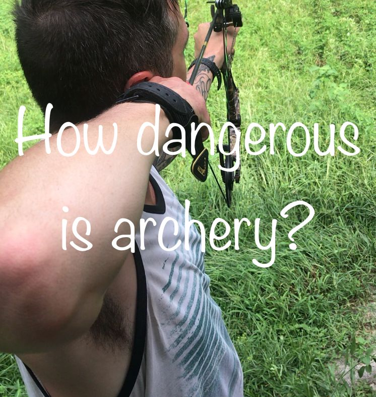 How dangerous is archery and bowhunting Hoover's