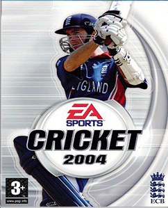 EA Cricket 2004 Game Free Download For Pc Cricket sport
