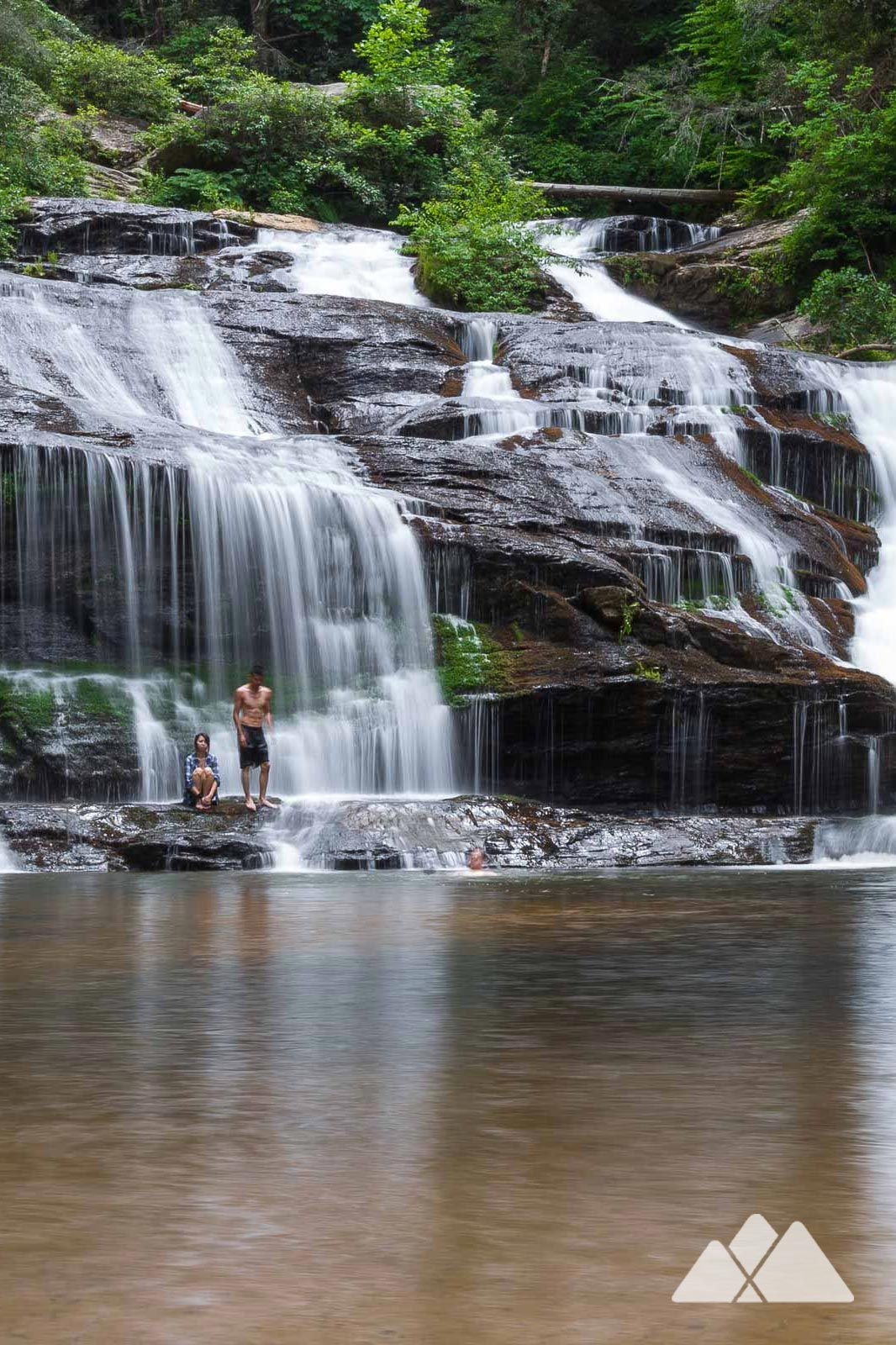 Panther Creek Falls | Places to Go | Hiking in georgia