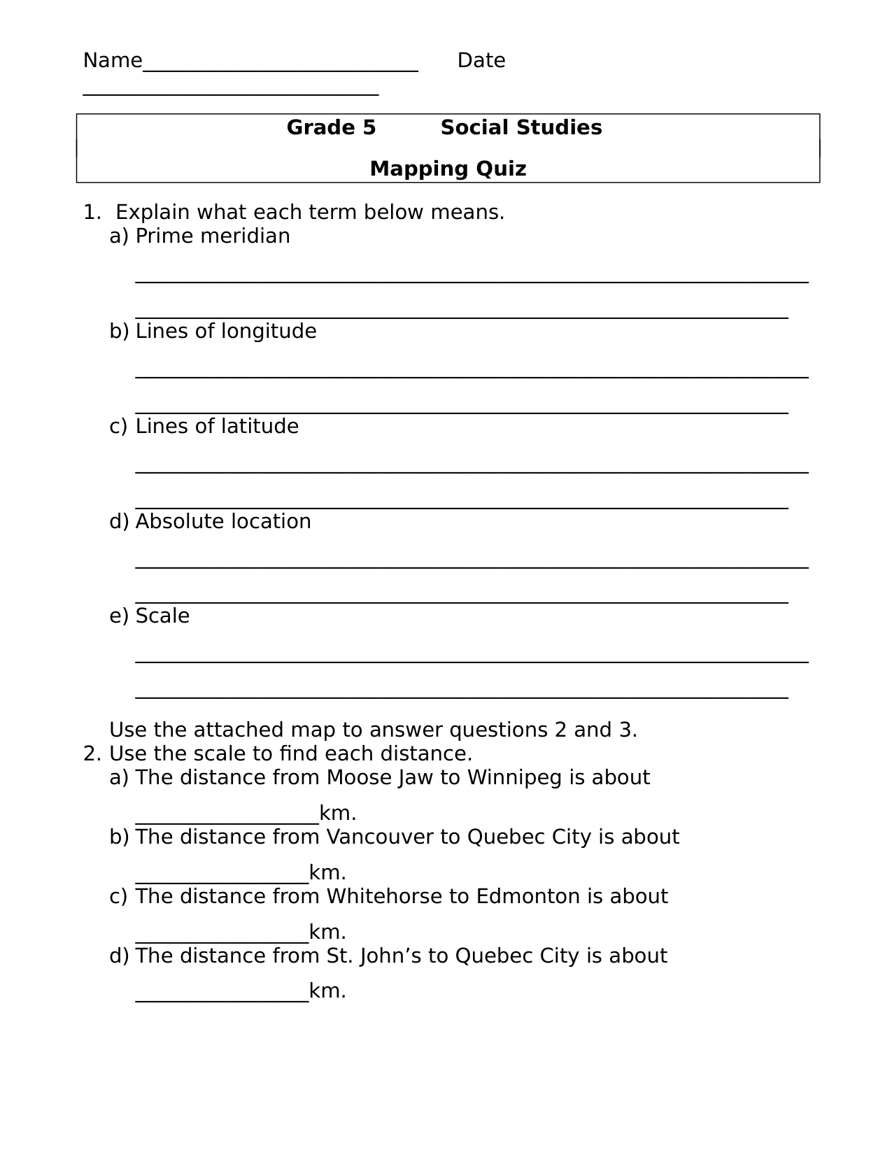 hight resolution of Latitude And Longitude Super Teacher Worksheets   Printable Worksheets and  Activities for Teachers