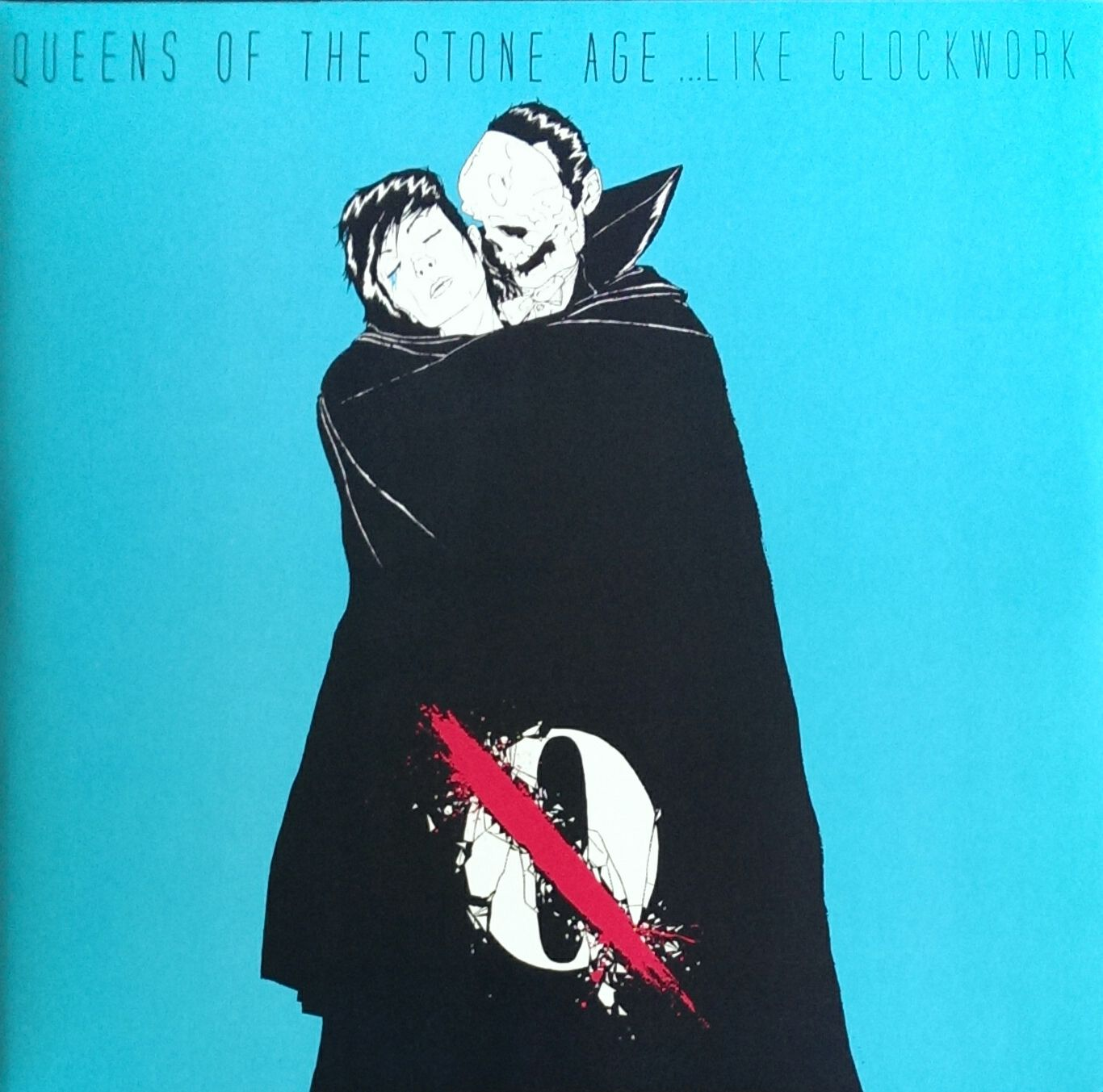 Queens Of The Stone Age Like Clockwork 2013 New European