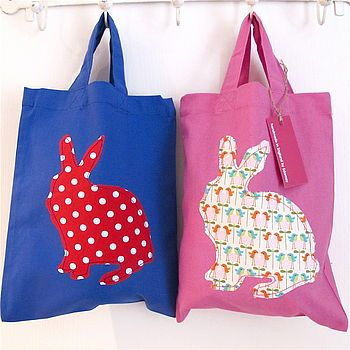 Easter Egg Hunt Bag #Easter