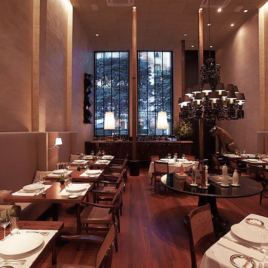 D O M Sao Paulo Brazil Hotels Restaurants Restaurantes