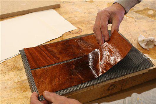 Photo of How to Flatten Wrinkled Veneer | Popular Woodworking Magazine