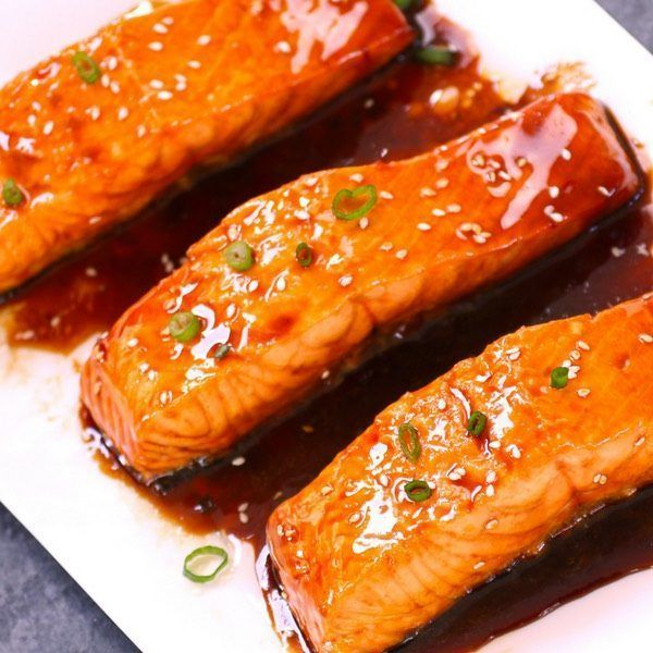 This Teriyaki Salmon is flaky, juicy and pan-fried to perfection with homemade Teriyaki Sauce. It's the easiest, most flavorful teriyaki salmon you... - #flaky #fried #homemade #juicy #perfection #salmon #teriyaki - #new #salmonteriyaki This Teriyaki Salmon is flaky, juicy and pan-fried to perfection with homemade Teriyaki Sauce. It's the easiest, most flavorful teriyaki salmon you... - #flaky #fried #homemade #juicy #perfection #salmon #teriyaki - #new #salmonteriyaki