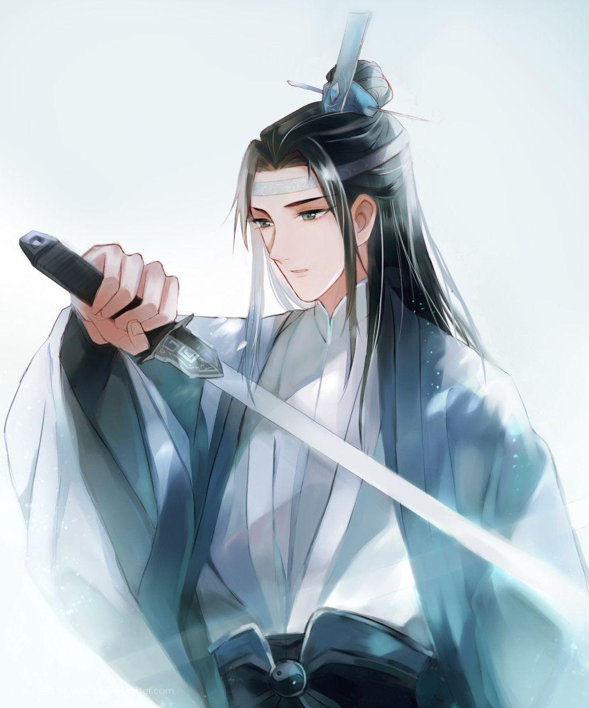 Pin on Mo Dao Zu Shi