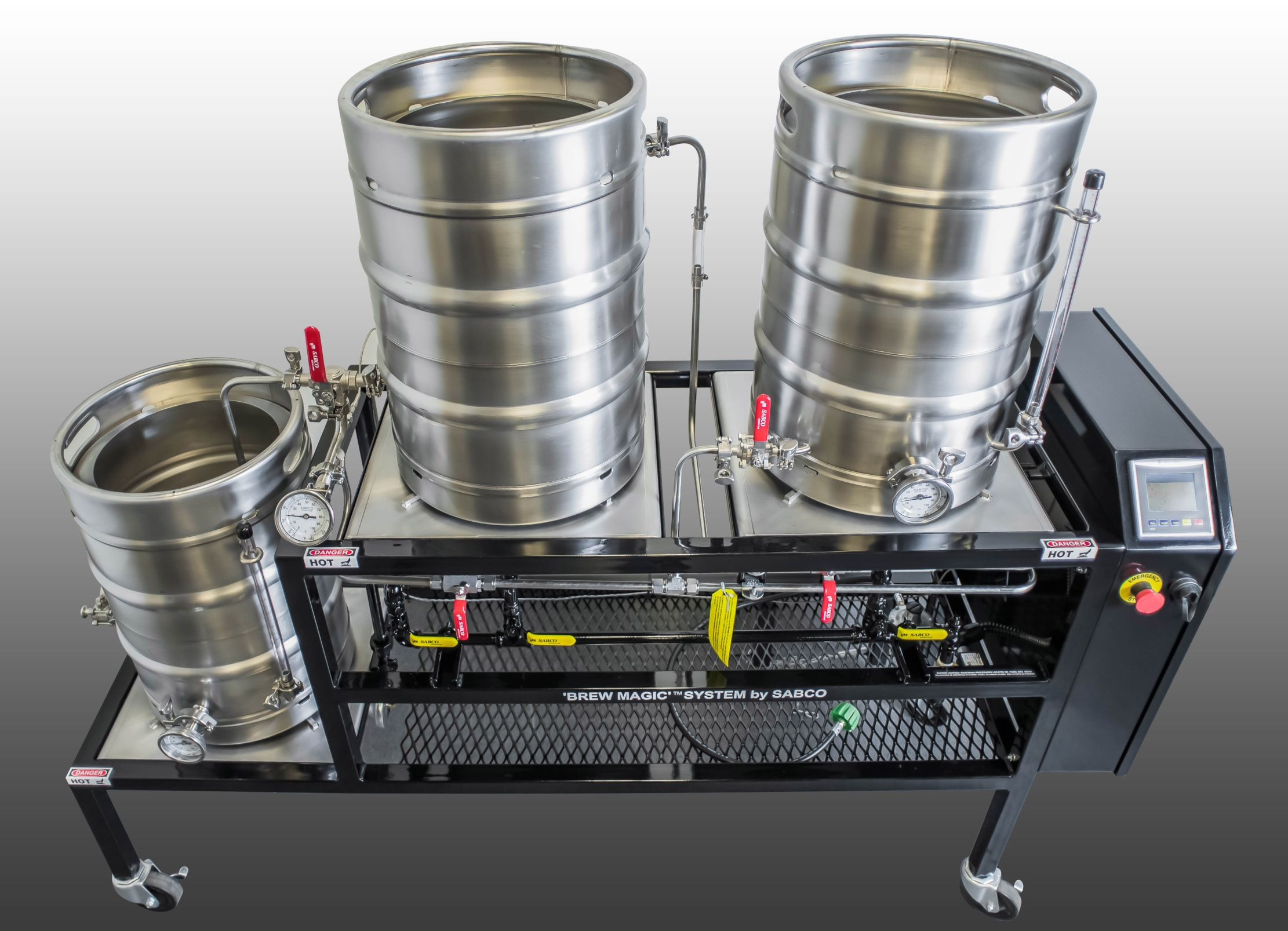 Brew Magic V350ms System By Sabco Home Brew Ultimate Home Beer