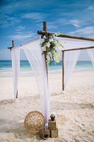 Tulum Destination Wedding Coordinated By Living Weddings