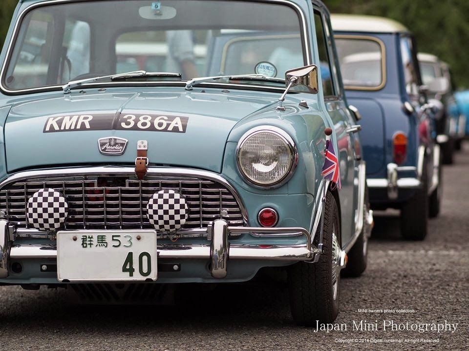 Japan Mini Photography Mini Cooper Classic Classic Mini Mini Cooper S