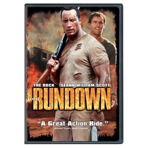 The Rundown The Rock