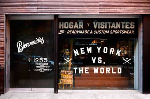 Nike - New York vs The World