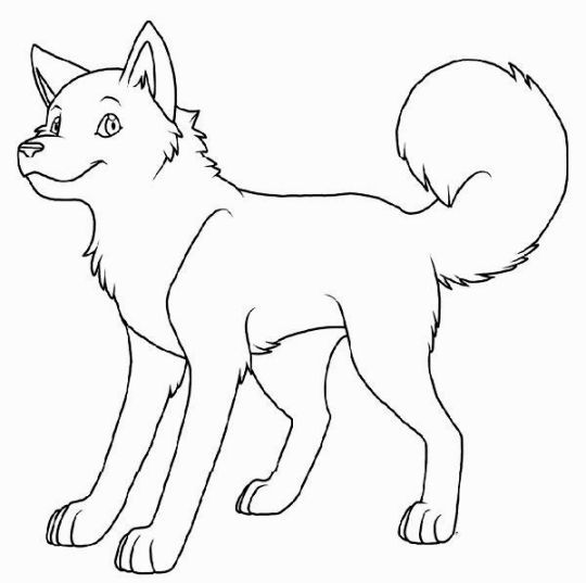 Dogs Coloring Dog Coloring Page Puppy Coloring Pages Cartoon