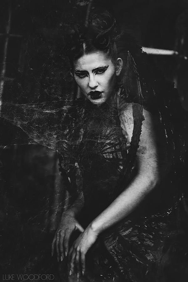 Black Widow by Karla Powell