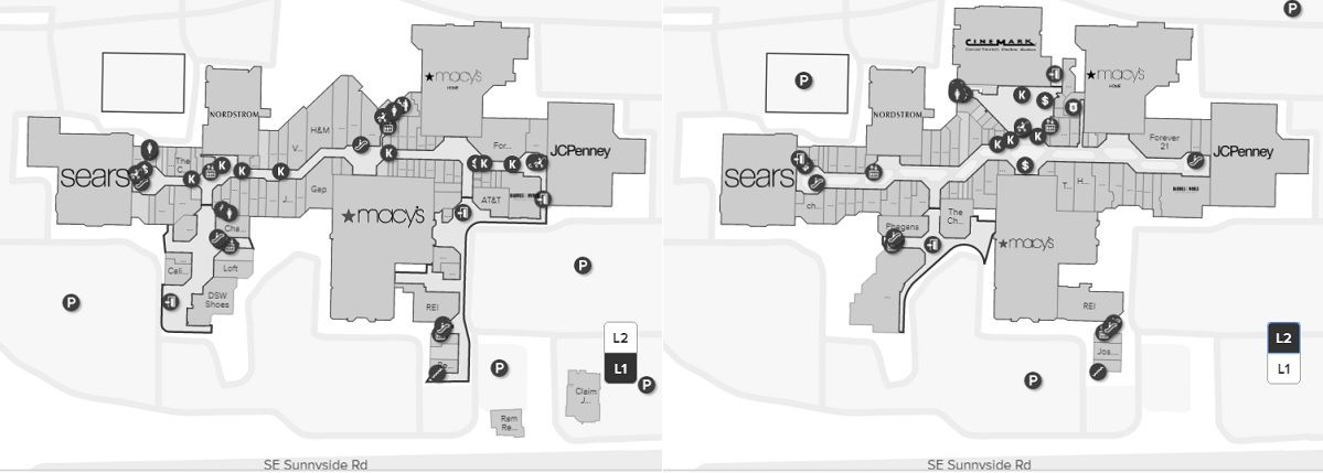 Clackamas Town Center shopping plan in 2019 | Happy valley ...