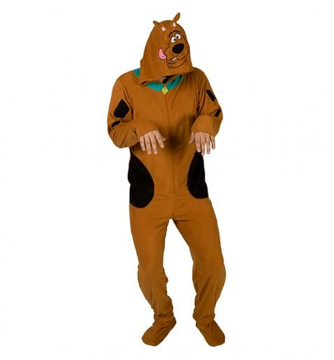 Final, sorry, Scooby doo pajamas adult