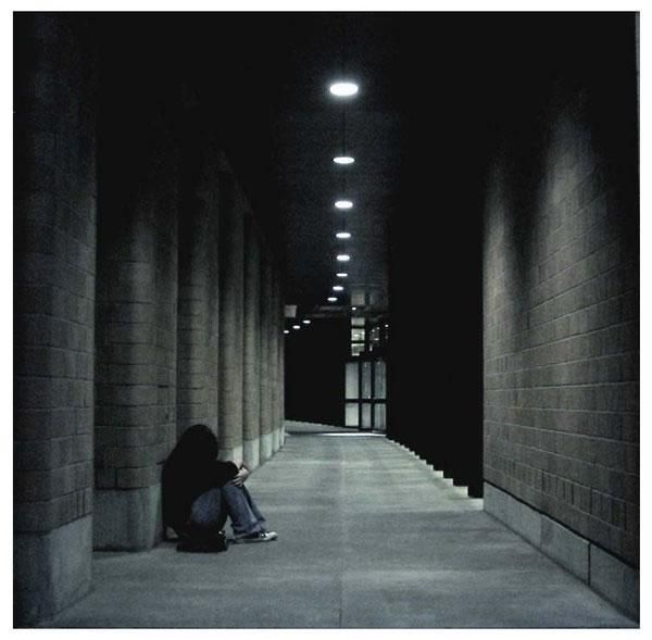 Alonecrysadlonely Sad And Alone Pinterest Alone Loneliness Delectable Alone Cry