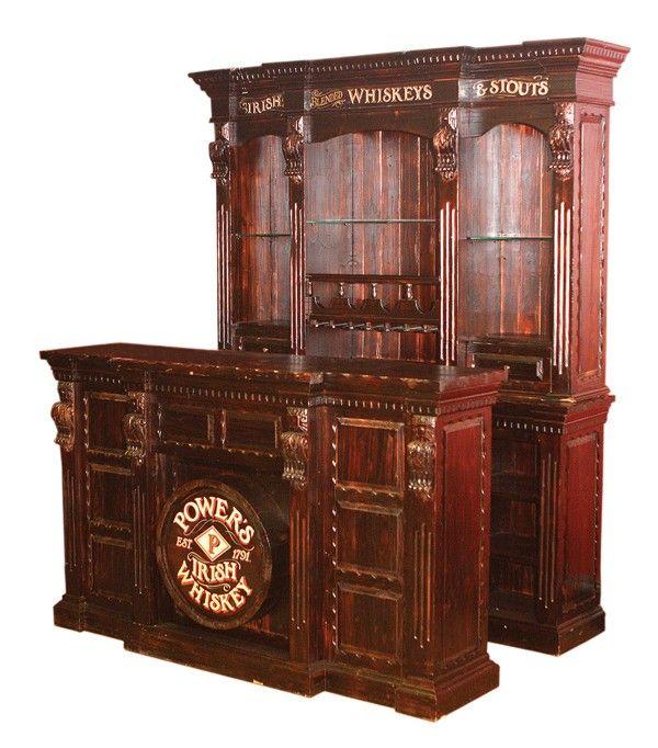 Irish Pub Decorating Ideas Best Home Bar Design To Build: Small Traditional Irish Home Bar - Memorabilia