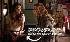 Pretty Little Liars: Emison